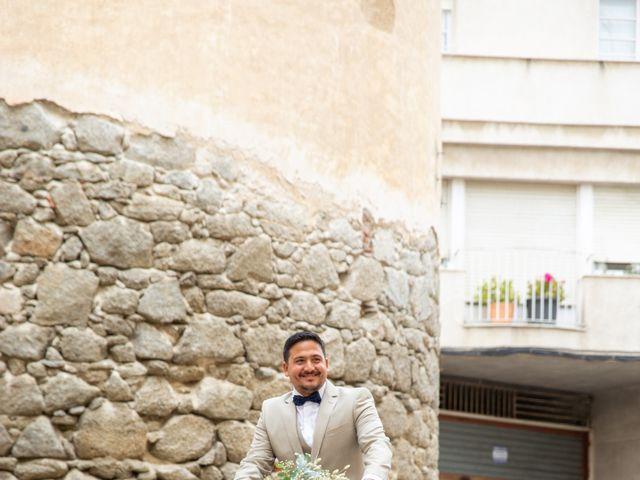 La boda de Javier y Diana en Arenys De Mar, Barcelona 8