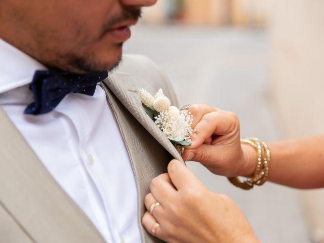 La boda de Javier y Diana en Arenys De Mar, Barcelona 10