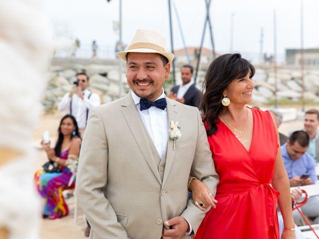 La boda de Javier y Diana en Arenys De Mar, Barcelona 25