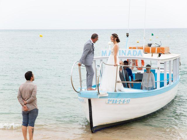 La boda de Javier y Diana en Arenys De Mar, Barcelona 30