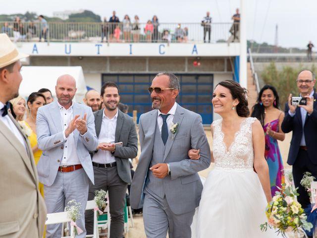 La boda de Javier y Diana en Arenys De Mar, Barcelona 33