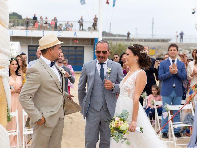 La boda de Javier y Diana en Arenys De Mar, Barcelona 34