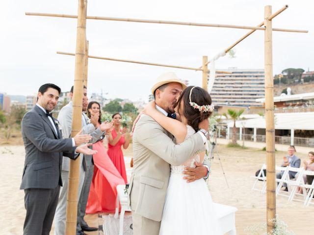La boda de Javier y Diana en Arenys De Mar, Barcelona 42