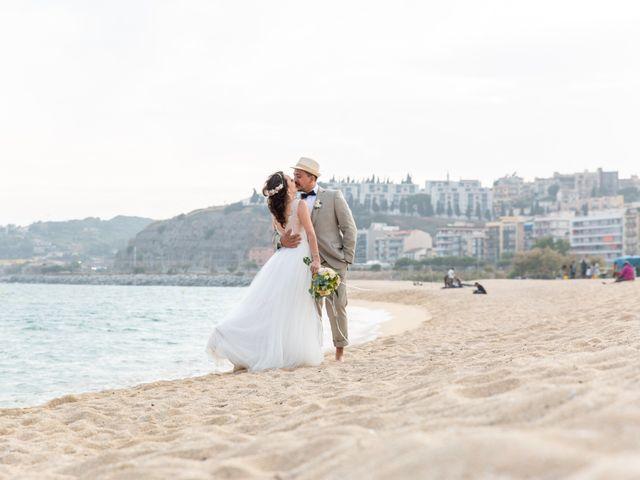 La boda de Javier y Diana en Arenys De Mar, Barcelona 50
