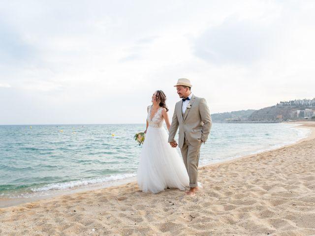 La boda de Javier y Diana en Arenys De Mar, Barcelona 51