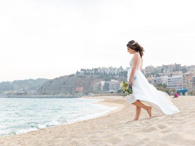 La boda de Javier y Diana en Arenys De Mar, Barcelona 53