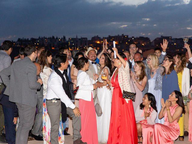 La boda de Javier y Diana en Arenys De Mar, Barcelona 61