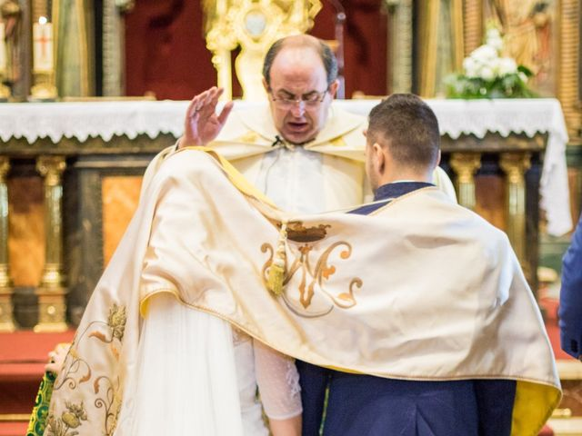 La boda de Jesús y Patricia en Andujar, Jaén 17