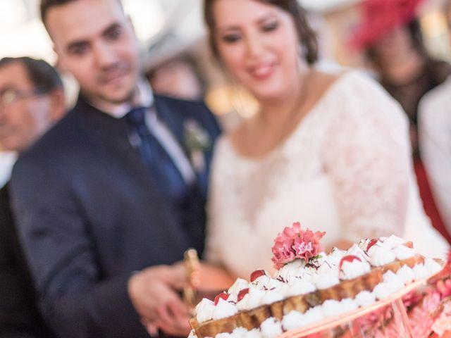 La boda de Jesús y Patricia en Andujar, Jaén 24