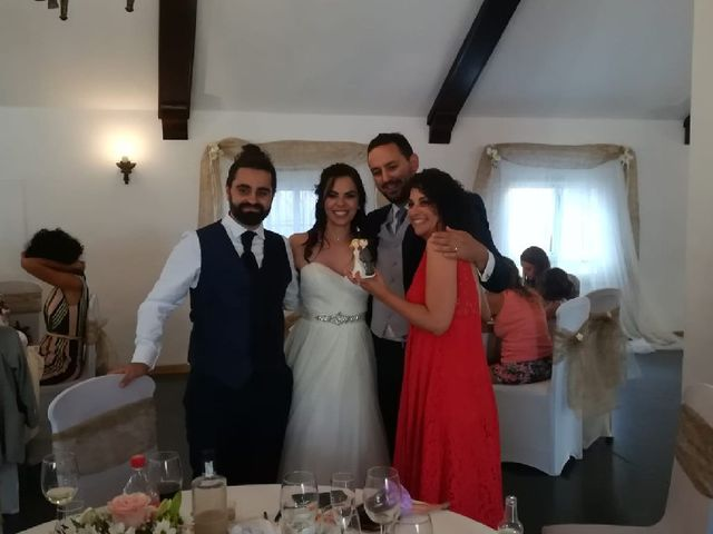 La boda de Gines  y Magela en O Porriño, Pontevedra 1