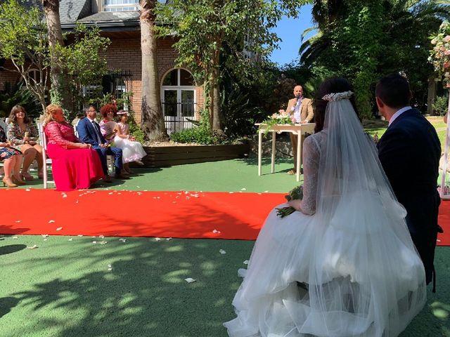 La boda de Gines  y Magela en O Porriño, Pontevedra 6