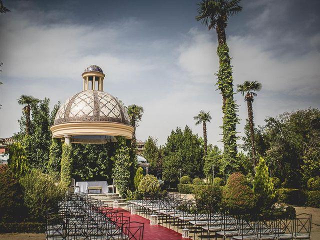 La boda de David y Raquel en Soto De Viñuelas, Madrid 16