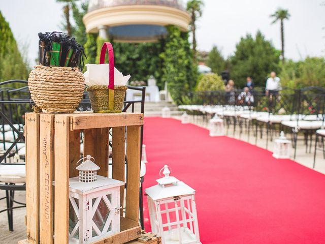 La boda de David y Raquel en Soto De Viñuelas, Madrid 42