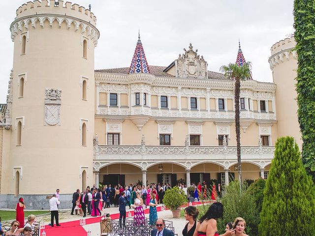 La boda de David y Raquel en Soto De Viñuelas, Madrid 44