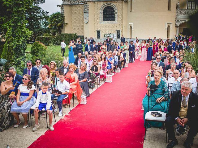 La boda de David y Raquel en Soto De Viñuelas, Madrid 48
