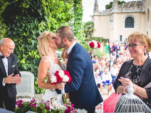 La boda de David y Raquel en Soto De Viñuelas, Madrid 51