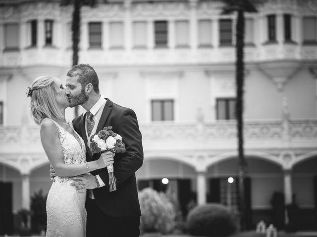 La boda de David y Raquel en Soto De Viñuelas, Madrid 54