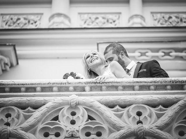 La boda de David y Raquel en Soto De Viñuelas, Madrid 59