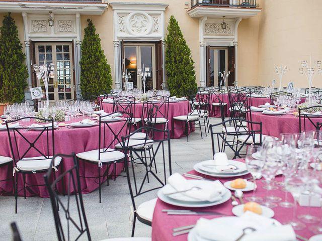 La boda de David y Raquel en Soto De Viñuelas, Madrid 62