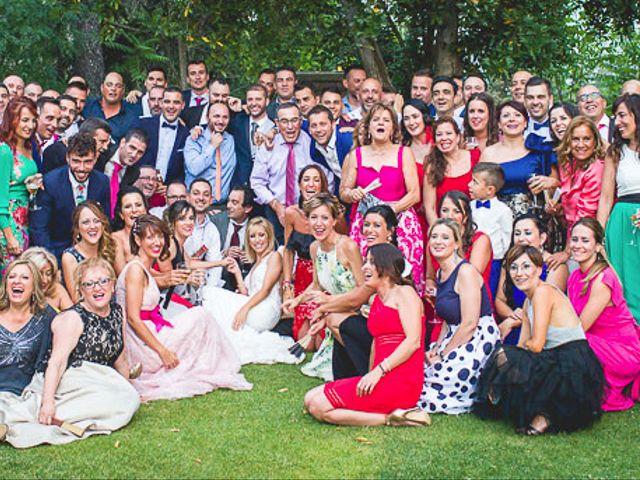 La boda de David y Raquel en Soto De Viñuelas, Madrid 65