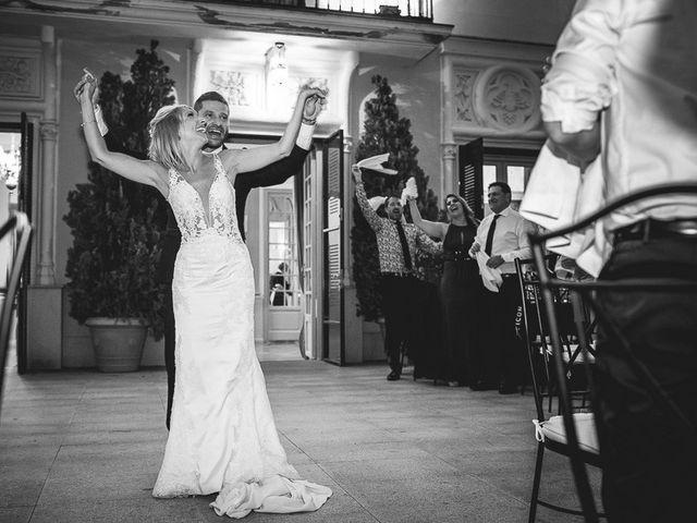La boda de David y Raquel en Soto De Viñuelas, Madrid 67