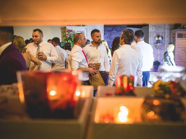 La boda de David y Raquel en Soto De Viñuelas, Madrid 73