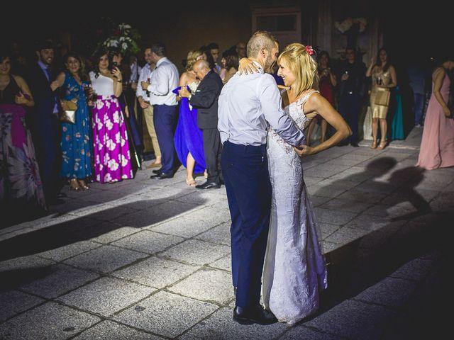 La boda de David y Raquel en Soto De Viñuelas, Madrid 75