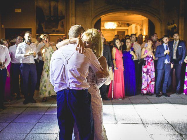 La boda de David y Raquel en Soto De Viñuelas, Madrid 77