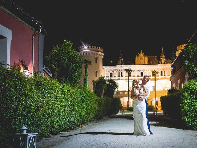 La boda de David y Raquel en Soto De Viñuelas, Madrid 80