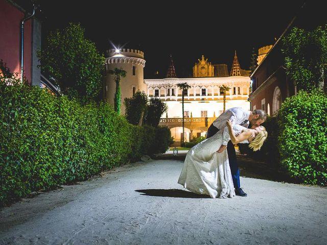 La boda de David y Raquel en Soto De Viñuelas, Madrid 82