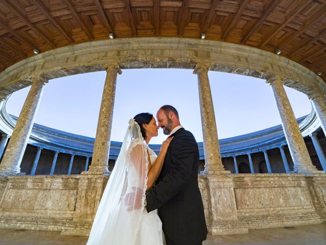 La boda de Mª Angeles y Alejandro