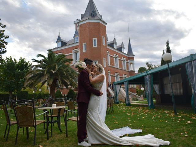 La boda de Arais y Denist