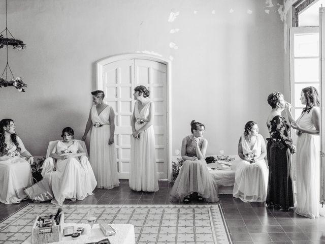La boda de Cristian y Cristina en Banyeres Del Penedes, Tarragona 13