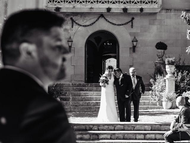 La boda de Cristian y Cristina en Banyeres Del Penedes, Tarragona 16