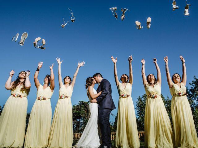 La boda de Cristian y Cristina en Banyeres Del Penedes, Tarragona 2