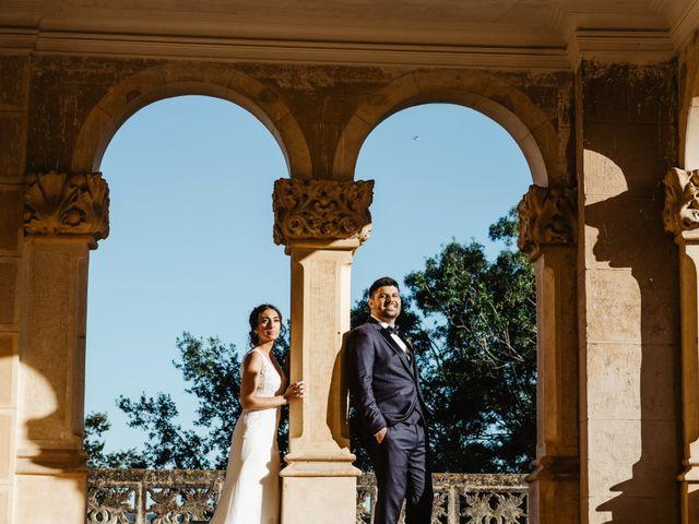 La boda de Cristian y Cristina en Banyeres Del Penedes, Tarragona 20