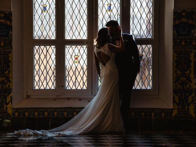 La boda de Cristian y Cristina en Banyeres Del Penedes, Tarragona 21