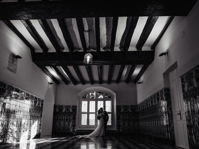 La boda de Cristian y Cristina en Banyeres Del Penedes, Tarragona 22