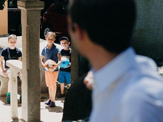 La boda de Tere y Antoine en San Vicente De El Grove, Pontevedra 5
