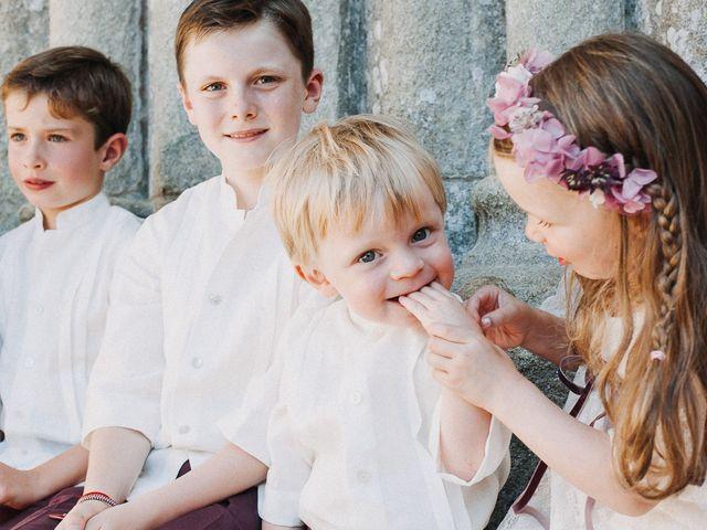 La boda de Tere y Antoine en San Vicente De El Grove, Pontevedra 26