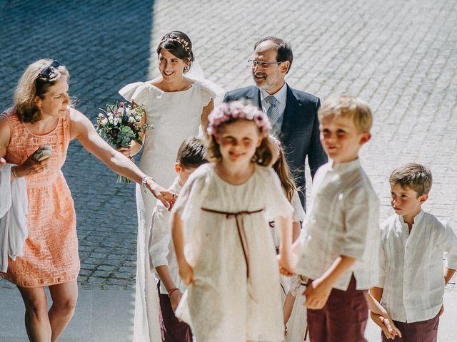 La boda de Tere y Antoine en San Vicente De El Grove, Pontevedra 28