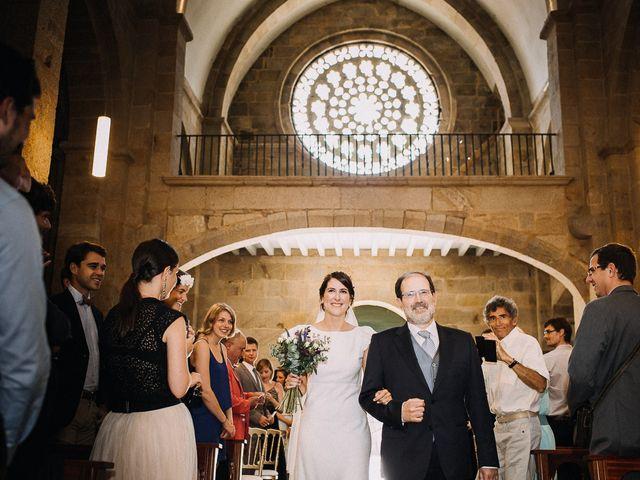 La boda de Tere y Antoine en San Vicente De El Grove, Pontevedra 30