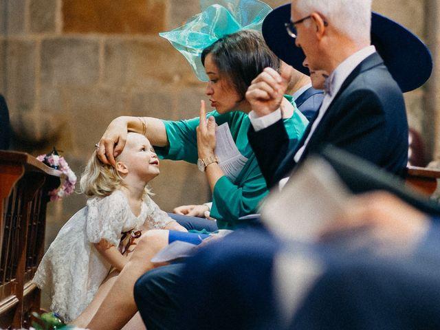 La boda de Tere y Antoine en San Vicente De El Grove, Pontevedra 33