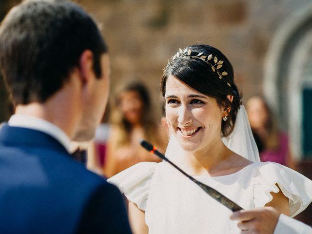 La boda de Tere y Antoine en San Vicente De El Grove, Pontevedra 34