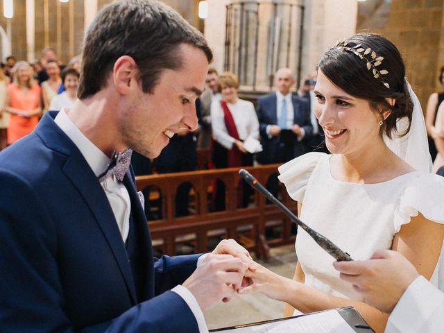 La boda de Tere y Antoine en San Vicente De El Grove, Pontevedra 37
