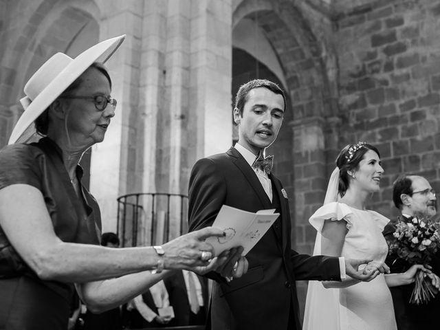 La boda de Tere y Antoine en San Vicente De El Grove, Pontevedra 38