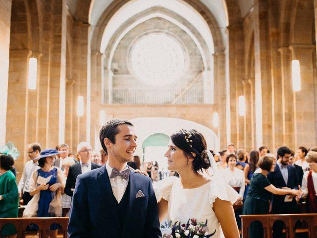 La boda de Tere y Antoine en San Vicente De El Grove, Pontevedra 40