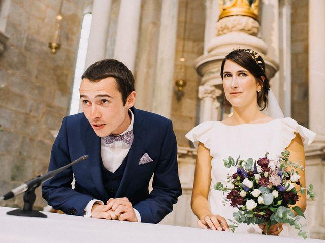 La boda de Tere y Antoine en San Vicente De El Grove, Pontevedra 41