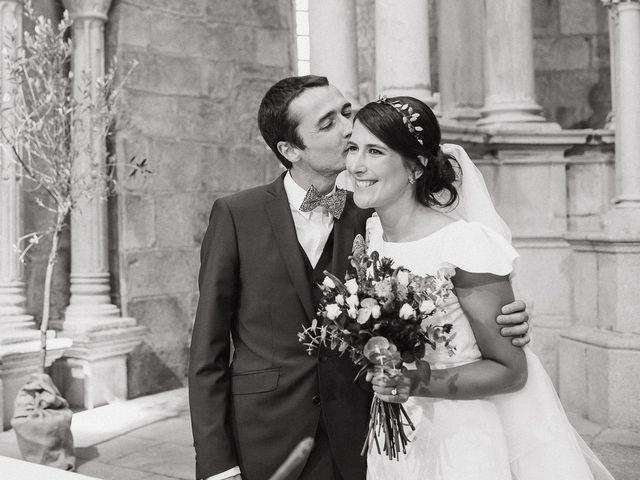 La boda de Tere y Antoine en San Vicente De El Grove, Pontevedra 42