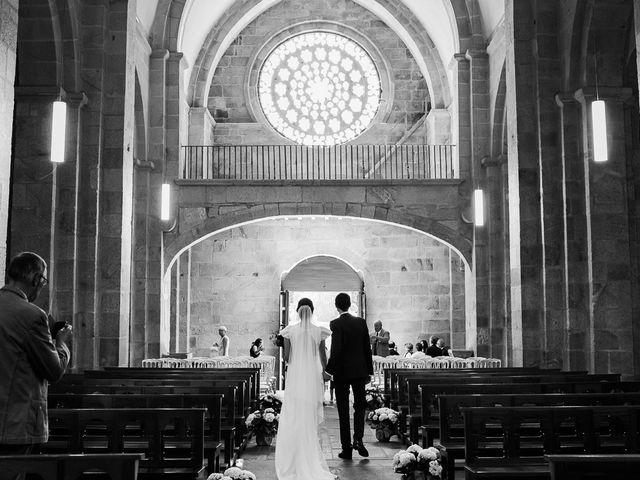 La boda de Tere y Antoine en San Vicente De El Grove, Pontevedra 43